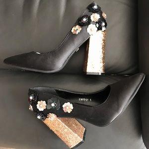 ASOS Shoes - ASOS Sparkle Heel Shoe